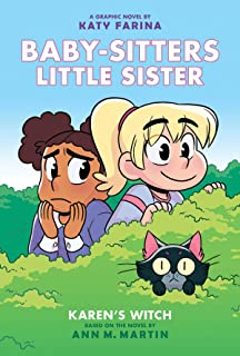 Karen's Witch (Baby-Sitters Little Sister Graphic Novel #1): A Graphix Book (Adapted Edition), 1