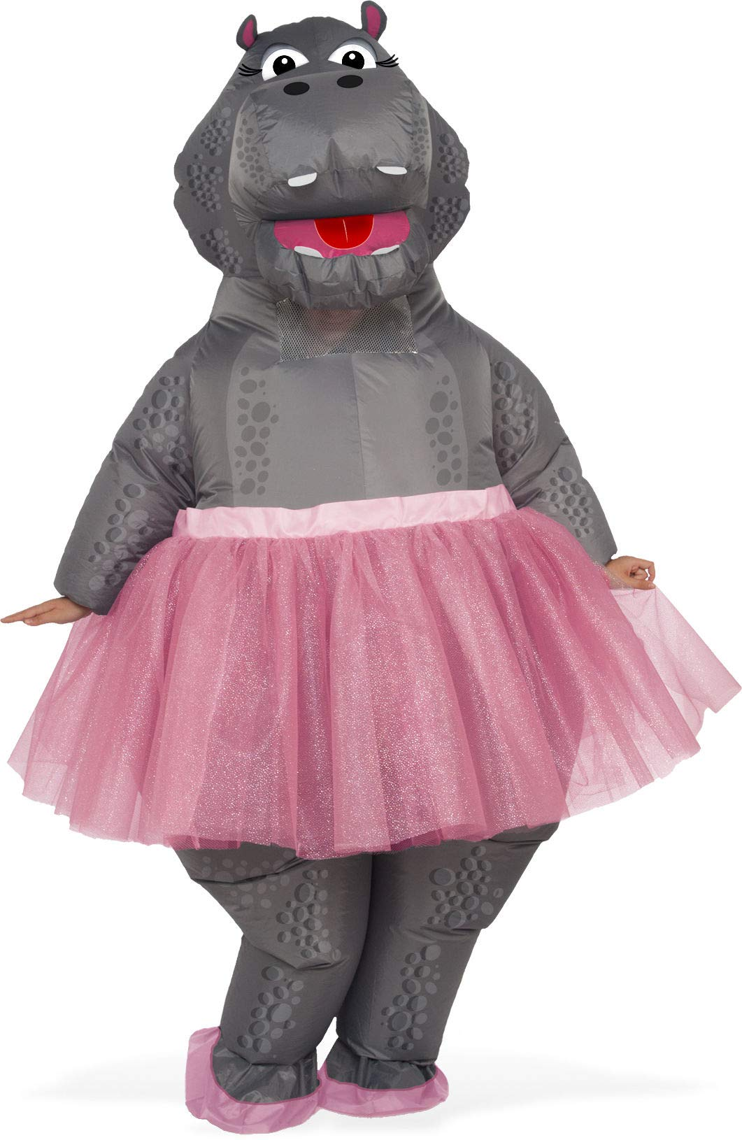 Rubies Costume Inflatable Hippo Shown