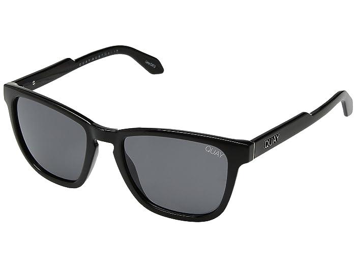 Hardwire (Black/Smoke) Fashion Sunglasses