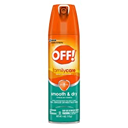 OFF! FamilyCare Insect Repellent I, Smooth & Dry, 4 oz. (1 ct)