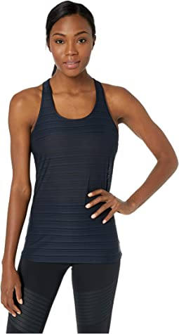 Q Speed Breathe Stripe Tank Top
