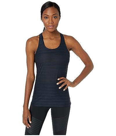 New Balance Q Speed Breathe Stripe Tank Top (Eclipse) Women