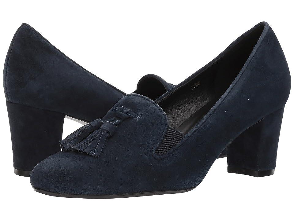 Vaneli Dedalo (Navy Suede) High Heels