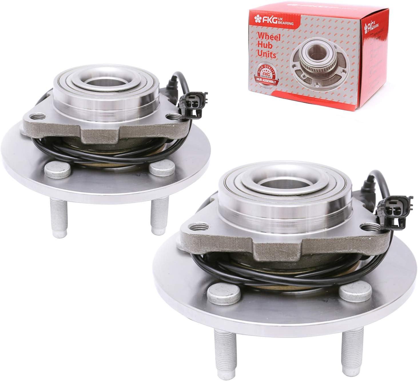 国内即発送 FKG 515073 Front Wheel Bearing Hub 2002-2006 新入荷 流行 fit for Assembly Do