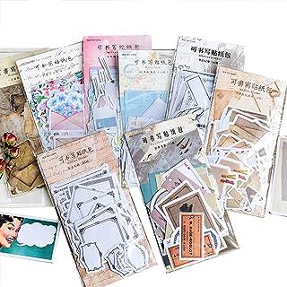 Falary Rétro Stickers Bullet Journal Accessoires Gommettes Autocollants pour Scrapbooking Loisirs Creatifs Materiel Activi...