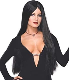 Adult The Addams Family Deluxe Wig