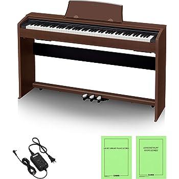 CASIO(カシオ) 88鍵盤 電子ピアノ Privia PX-770BN オークウッド調
