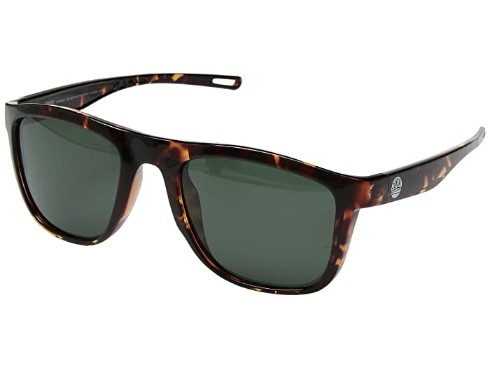 Sunski Navarros Sport Collection (Tortoise/Forest) Sport Sunglasses