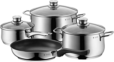 WMF Diadem Plus Cookware Set, 4pc (730276040)