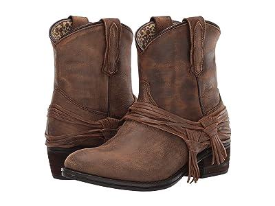 Laredo Kyra (Tan) Cowboy Boots