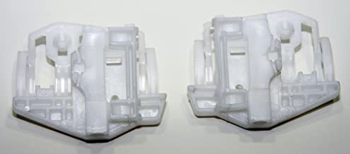 RegulatorFix Window Regulator Repair Clips (2) - Front Pair (Left or Right) Compatible with BMW X3 E83