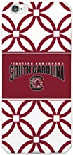 OTM Essentials University of South Carolina, Elm Band Cell Phone Case for iPhone 6/6s - White