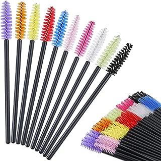 Caydo 100 Pieces 10 Colors Hummingbird Feeder Parts Brush Mini Nylon Cleaning Brushes Set