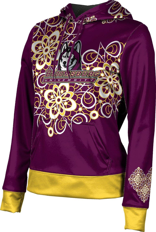 ProSphere Bloomsburg University Girls' Pullover Hoodie, School Spirit Sweatshirt (Foxy)