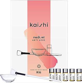 Kaishi - Mediset antiacne - five specialized anti-acne ampoules - 15 ml (5x 3 ml)