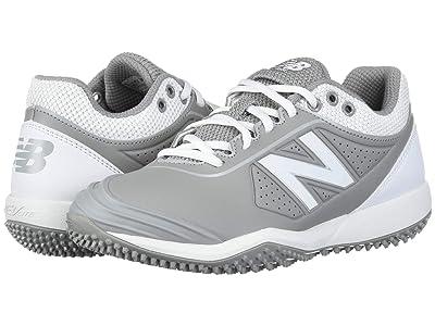 New Balance Fuse v2 Turf (Grey/White) Women
