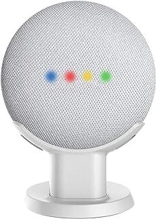 Cozycase Soporte para Google Home Mini, Nest Mini - Soporte de Escritorio para Montaje en Soporte, Mejora la Visibilidad y...
