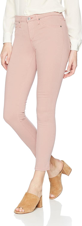 AG Adriano goldschmied Womens Standard Sateen Legging Ankle