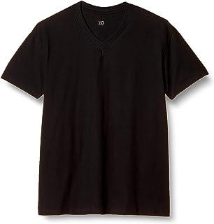 [グンゼ] VネックTシャツ 【2枚組】 YG 綿100% Tシャツ 2P メンズ