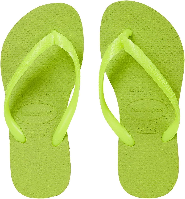 Havaianas Unisex-Child Kids Slim POP Sandal-K