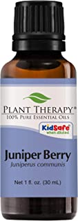 Plant Therapy Juniper Berry Essential Oil 100% Pure, Undiluted, Natural Aromatherapy, Therapeutic Grade 30 mL (1 oz)