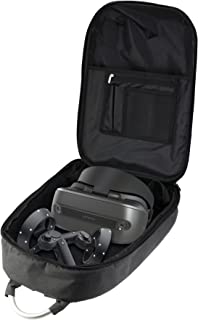 Navitech Rugged Grey Backpack/Rucksack/Case/Travel Case Compatible with The Lenovo Explorer Windows Mixed Reality Headset