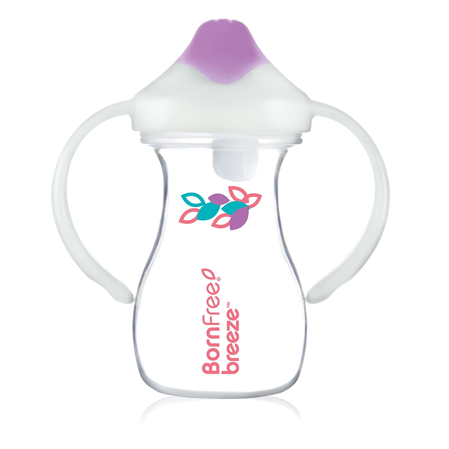 Product Breeze 5 oz. Transition Trainer Cup 1-Pack Violet Girl Very popular