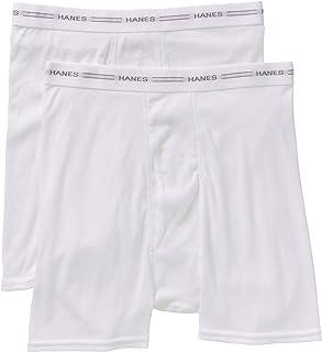 Hanes Ultimate Men's FreshIQ ComfortSoft Boxer Briefs 2XL 2-Pack