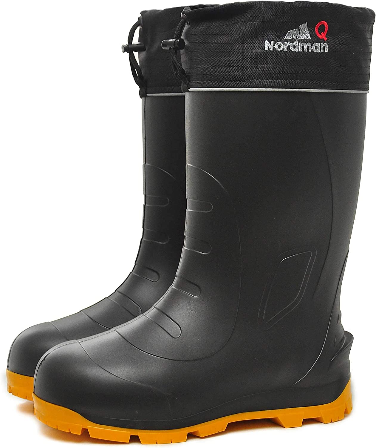 Nordman Men Boot -50 °C -58 Waterproof Hunting Safety and trust Fishing Deluxe °F Winter