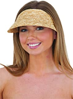 slip on visor hats