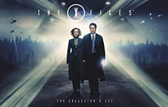 The X Files: Complete Seasons 1-9 Region Free