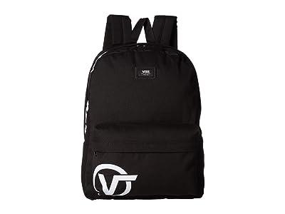 Vans Old Skool III Backpack (OTW Black) Backpack Bags