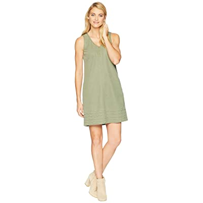 Tommy Bahama Lanailette Shift Dress (Tea Leaf) Women