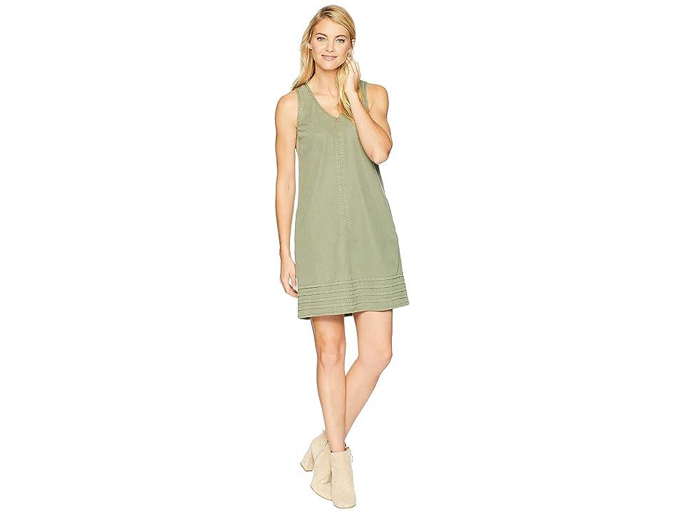 Tommy Bahama Lanailette Shift Dress (Tea Leaf) Women