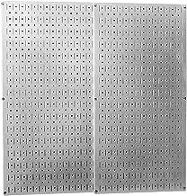 10pc Metal Peg Board Pegboard Hooks Garage Work Shop Storage Display Steel ES