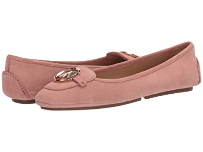 MICHAEL Michael Kors Lillie Moc (Sunset Peach) Women