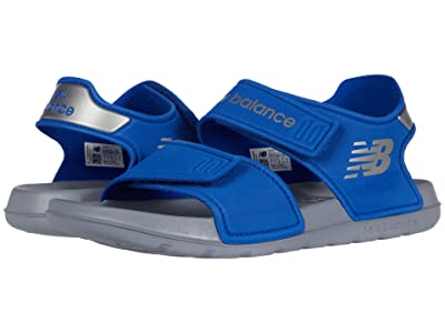 New Balance Kids SPSD Sandal (Little Kid/Big Kid) (Royal Blue/Royal Blue) Boys Shoes