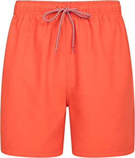 Mountain Warehouse Aruba Mens Swim Shorts - Beach Swimming Trunks