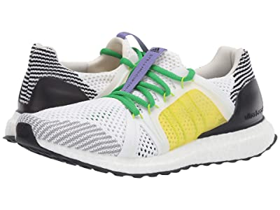 adidas by Stella McCartney Ultraboost (Footwear White/Black/White/Fresh Lemon) Women