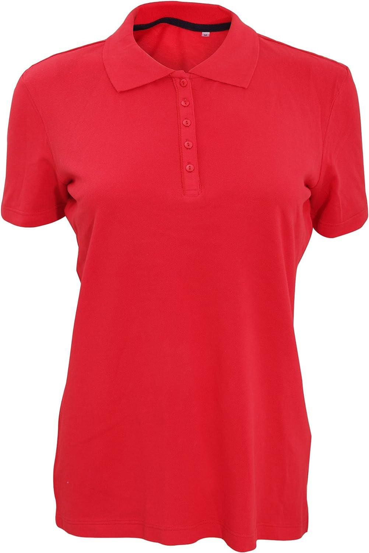 Stars By Stedman Womens/Ladies Hanna Short Sleeve Polo Shirt