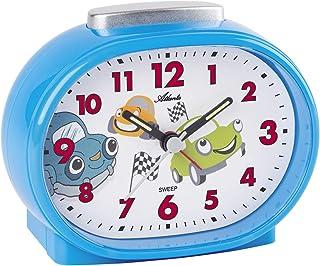 Réveil pour enfant sans tic-tac Cars Cars - Bleu - 2135/5