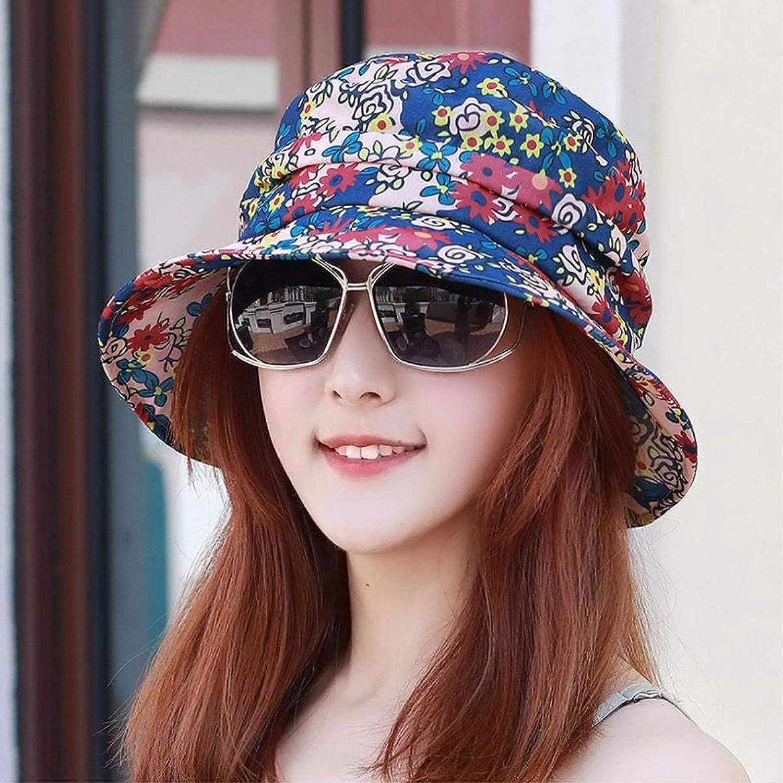 Dianye Hat female spring and summer cap visor sun hat sun hat cap sun cap cool yarn