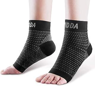 AVIDDA Plantar Fasciitis Socks with Heels Arch Supports,