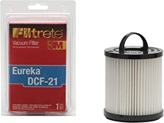 3M Eureka DCF-21 Allergen Vacuum Filter, 1, Red