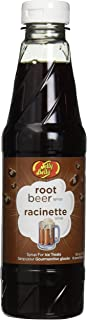 Jelly Belly JB15549 Root Beer Syrup Adds Flavor to Snow Cones Slushies and Ice Pops for a Fun and Delicious Treat, 16-Ounce