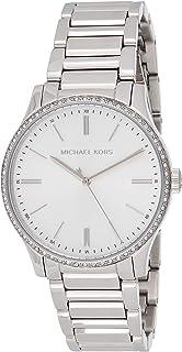 Michael Kors Women's Quartz Watch, Analog Display and Stainless Steel Strap MK3807