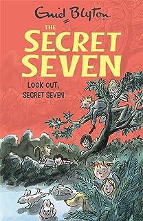 Secret Seven: Look Out, Secret Seven: Book 14