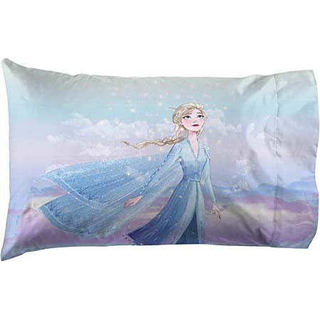 Frozen  Elsa    Anna Standard Pillow Case