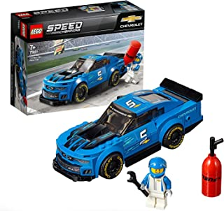 LEGO Speed Champions Chevrolet Camaro ZL1 Race Car for age 7+ years old 75891