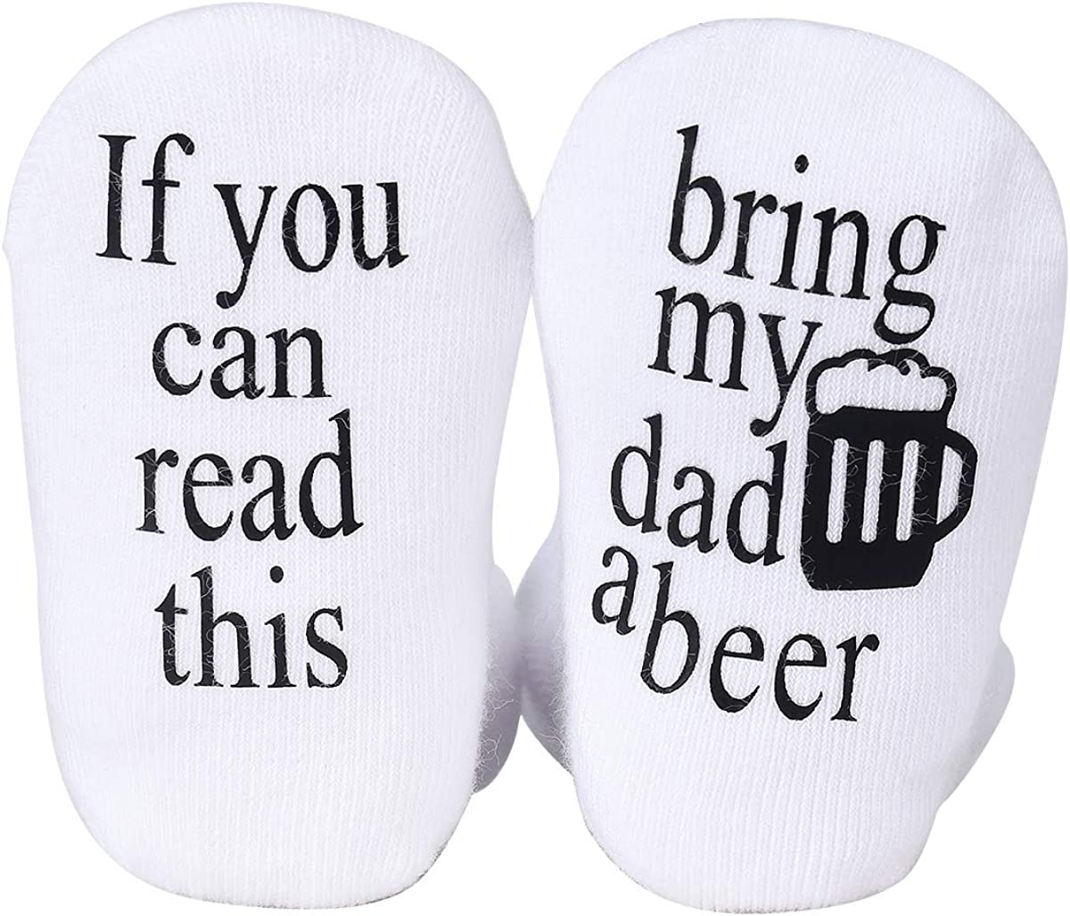 Udobuy Mothers Day Gift, Unisex Baby Gifts, Gifts for Mom to Be, Baby Socks,Gift for Baby Girls or Boys